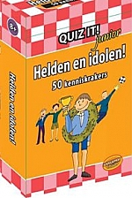 Helden en idolen! Quiz it! Junior
