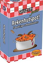 Rekenhutspot! Quiz it! Junior