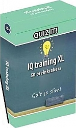 IQ Training XL Quiz it!