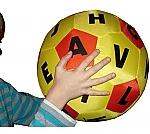 Spelend Leren Bal - ABC | vanaf 6 jaar