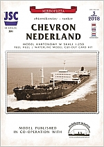 Chevron Nederland 1:250