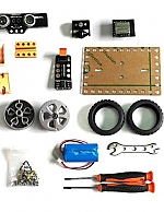 Weeemake mini DIY STEAM robot Kit