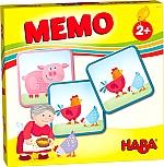 HABA Favoriete spellen - Memo Boerderij