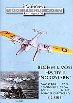 "Blohm & Voss HA 139 B ""Nordstern"""