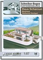 Haus Scharoun Weissenhof (Bauhaus)