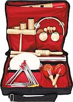 Ritmiek-tas met 19 instrumenten
