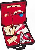 Ritmiek-tas met 26 instrumenten
