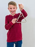Triangel 8 mm dik 15 cm breed