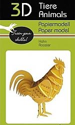 Haan - 3D Karton model