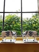 Delfts blauwe koeien Piet Design
