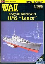 HMS Lance Britse torpedootjager