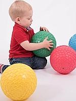 Grote easy grip ballen set van 4