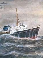 Elbe / Clyde Zeesleper schaal 1:250