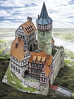 Burg Konradsweil 1 : 250
