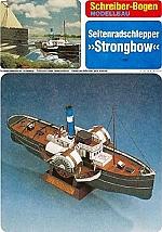Rader sleepboot Strongbow 1:200