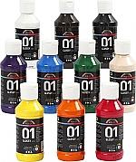 A-Color acrylverf glossy 10 x 100 ml