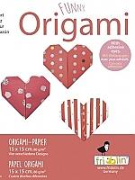 Harten Funny origami