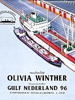Olivia Winther en Gulf Nederland 96 1:250
