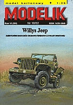 Willys Jeep 1:25