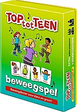 Top tot teen bewegingsspellen