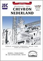 Chevron Nederland Laser framework 1:250