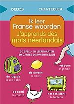 Ik leer franse woorden Deltas