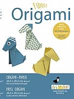 Honden groot Funny origami