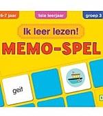 Ik leer lezen! Memo-spel (6-7 j.)