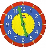 Ik oefen met de klok (6-9 j.)