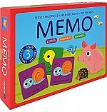 Memo eerste woordjes dieren (3+)
