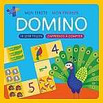 Mijn eerste domino - ik leer tellen (4+)