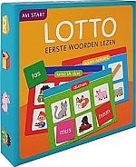 Lotto eerste woorden lezen (Avi start 5+)
