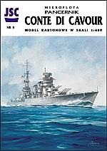 Conte di cavour Ital. slagschip 1:400