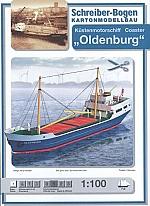Oldenburg kustvaarder 1:100