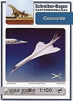 Aérospatiale/BAC Concorde 1:100