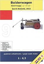 Bolderwagen - Gerrit Rietveld, 1923 - 1:6,5