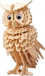 Owl Gepetto's workshop