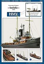 Bergingsschip Seefalke 1:250
