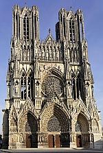 Cathédrale de Reims 1:250