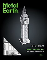 Big Ben Metal Earth