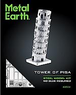 Leaning Tower of Pisa Metal Earth