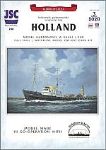 Holland zeesleper 1:250