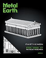 Parthenon Metal Earth
