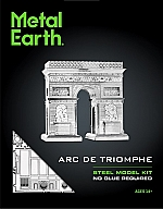 Arc de Triomphe Metal Earth