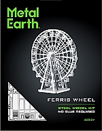 Ferris Wheel Metal Earth