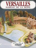 Versailles Hameau de la Reine 1:160