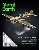 P 40 Warhawk Metal Earth