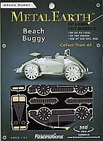Beach Buggy Metal Earth