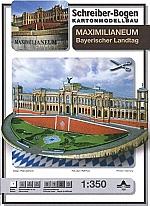 Maximilianeum München 1:350