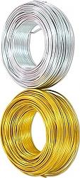 Aluminium draad zilver of goud